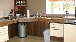 k che f r rollstuhlfahrer adam. Black Bedroom Furniture Sets. Home Design Ideas